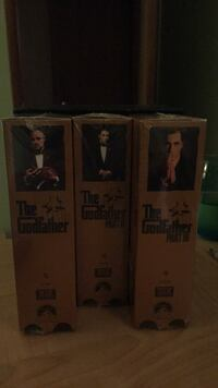 Collector item: Original VHS The Goodfather series, still in plastic wrap, never opened,any price Annapolis, 21403