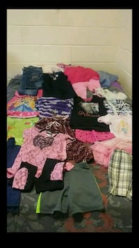 Girl clothes size 6 7&8 Norfolk, 23510