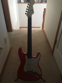 Fender Squier guitar limited edition null, S0G