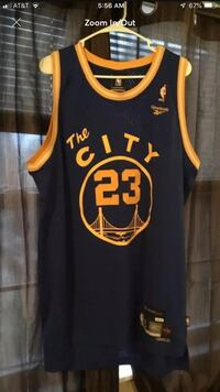 Jason Richardson Warriors Classic Jersey