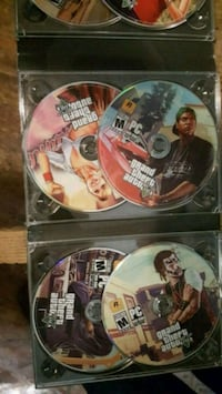 three assorted PS3 game discs Richmond, 40475