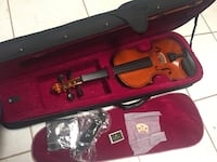 Brand New Full Size 4/4 Violin with accessories  Vancouver, V5S