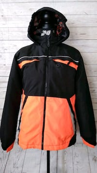 Beautiful Athletch Winter Jacket 3-in-1 .  Frederick