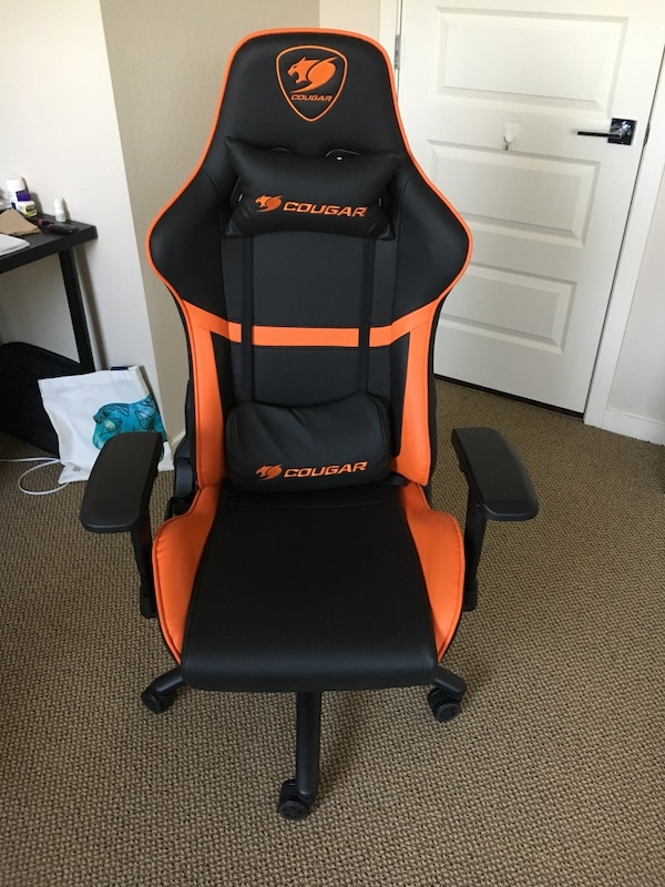 Marvelous Cougar Armor Gaming Chair Brand New Andrewgaddart Wooden Chair Designs For Living Room Andrewgaddartcom