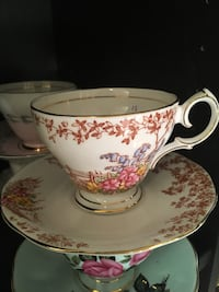 Vintage Bell China cup and saucer