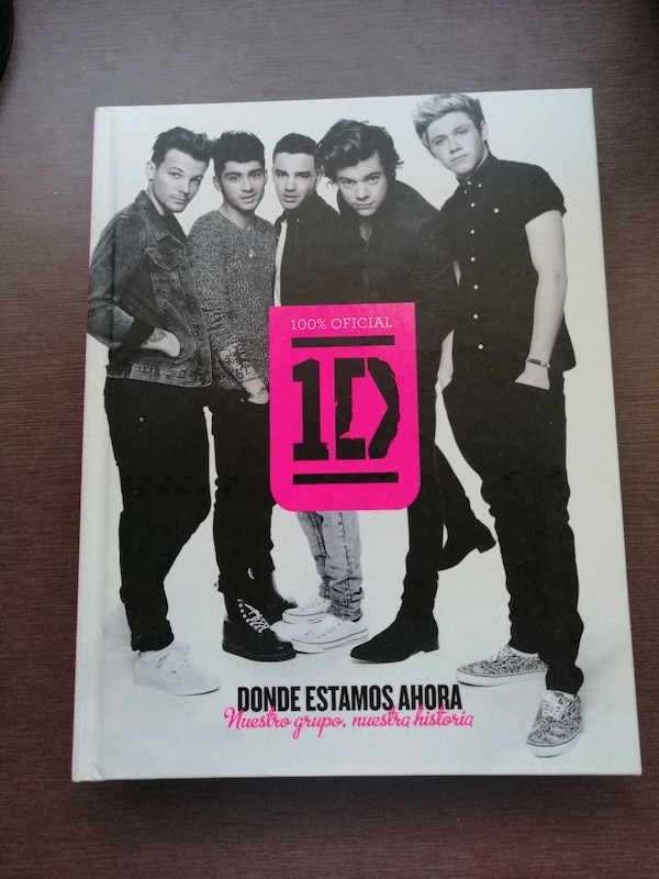 Libros One Direction  40e8856f-5f4f-48df-ac31-109d257be26b