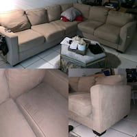 Couches for Sale! Need to sell ASAP! Moving soon! Miami, 33185