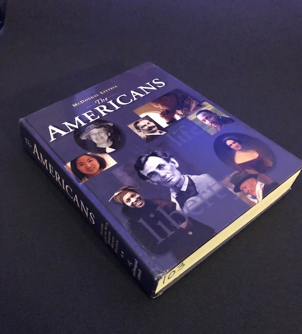 The Americans by McDougal Littell History Textbook