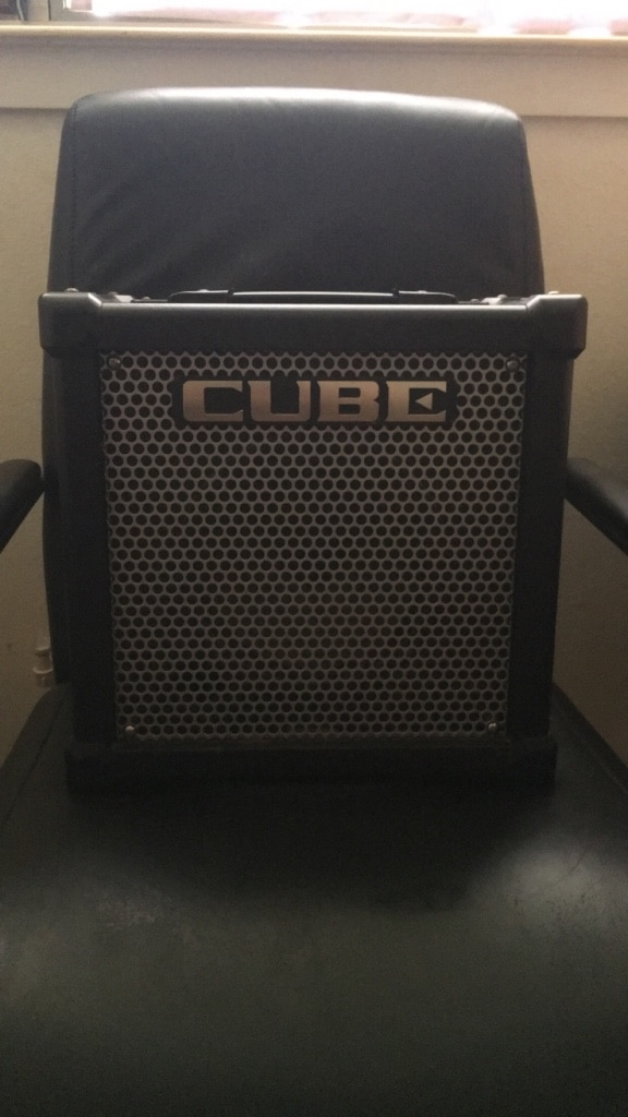 Photo Roland CUBE-20GX (20-watt 1x8) COSM Combo Amp with FX [DISCONTINUED]