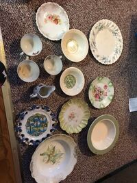 Old dishes - Greencastle, 17225