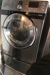 Platinum Samsung front-load dryer - needs a new belt Bolton, L7E 1C8