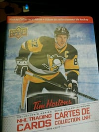 Hockey card collection 3159 km