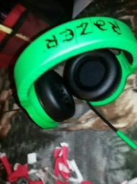 green and black wireless headset San Leandro, 94577