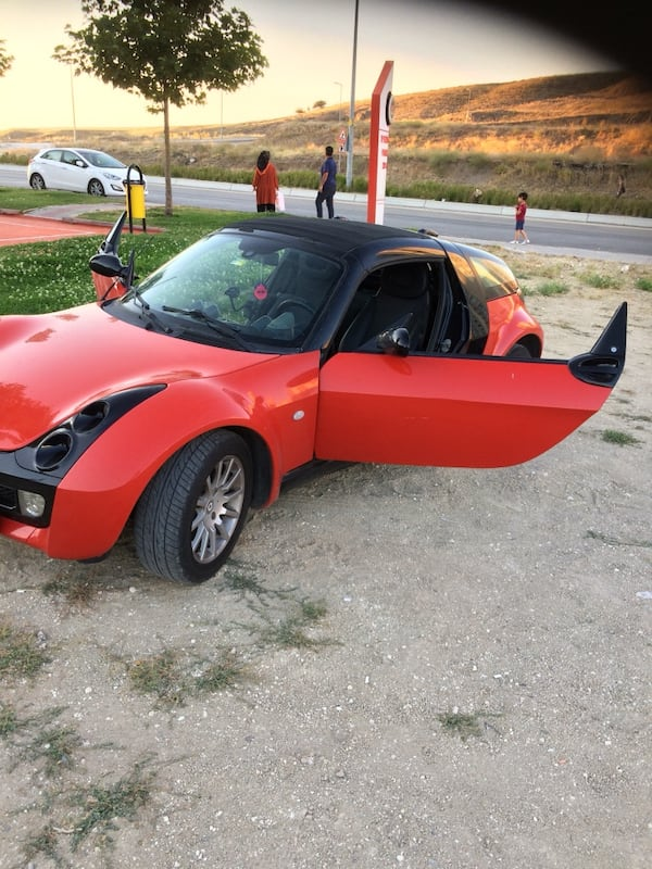 2005 smart Roadster COUPE 60KW 8