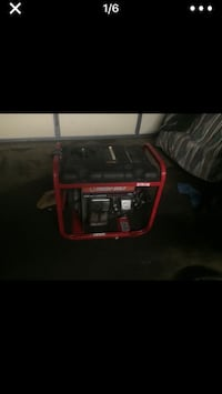 Troy-Bilt 3550 6.5 Briggs& Stratton powered generator  Garden Grove, 92840
