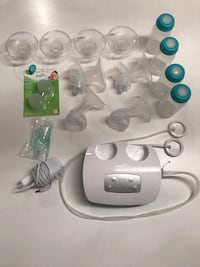 evenflo double electric breast pump Woodbridge, 22193