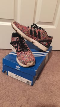 Size 9.5 ZX FLUX  Russell, 41169