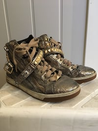 Par gull high-top sko Michael kors  Furnes, 2320