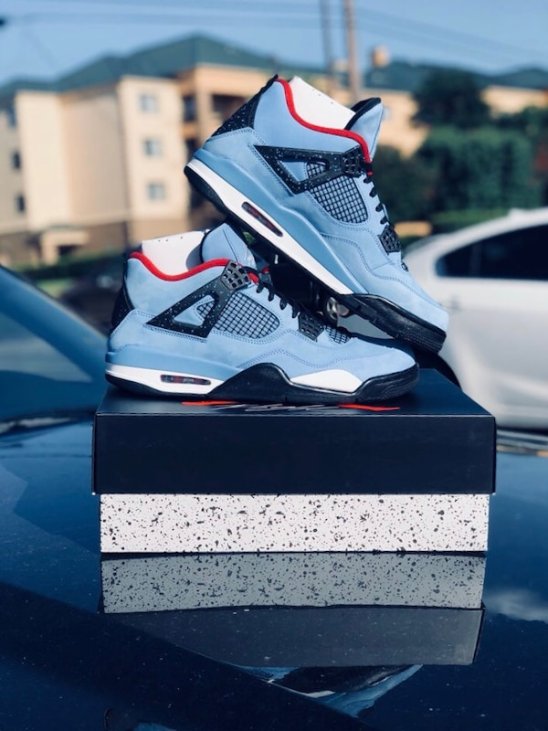 "253864141b0b12 Used Air Jordan Retro 4 ""Cactus Jack"" Size 11 for sale in Dallas - letgo"