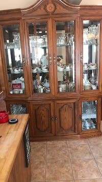 Table and buffet set Laval, H7G 1X2