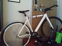ZF Cycles Prime fixie/ road/ track bike! Size 53! 560 km