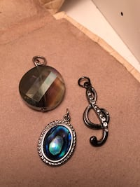 Pendants ($10 for all)