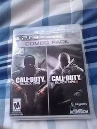 Call of Duty Black Ops PS3 game case Warner Robins, 31093