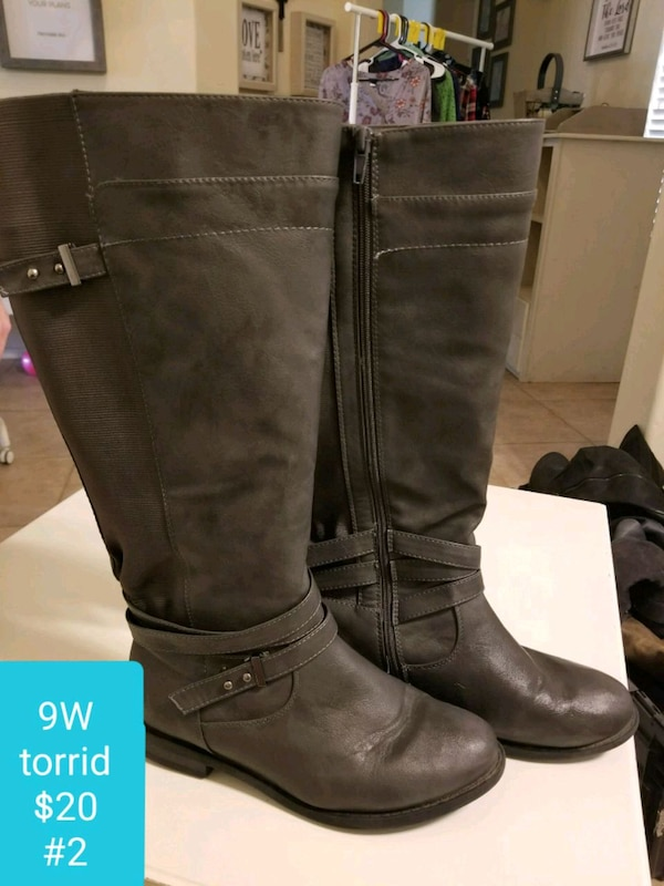 46366df259b Used Torrid boots for sale in Chandler - letgo
