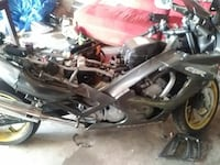 black Honda CBR Columbia, 38401