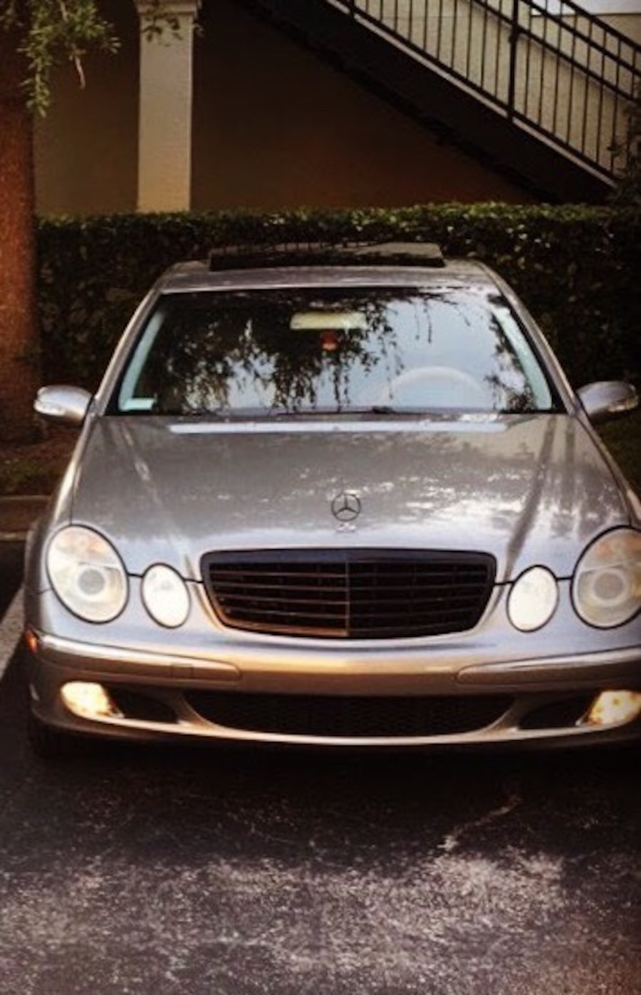 Used mercedes benz e320 in daytona beach for Mercedes benz daytona beach