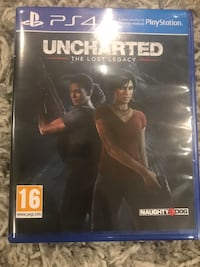 Uncharted the lost legacy PlayStation 4 Porsgrunn, 3914