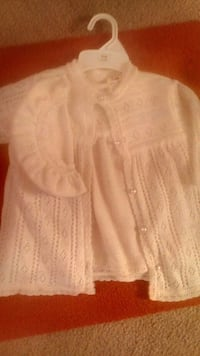 Brand new 3 / 6 months 3 piece baby outfit Tewksbury, 01876