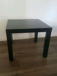square black wooden side table Burnaby, V5E 2W7