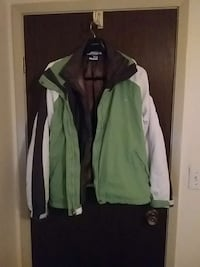 Columbia gore tex jacket with removable liner