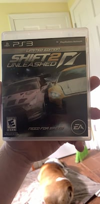 Need for Speed: Shift 2 Unleashed (PS3) Washington, 20016