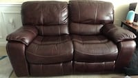 Lazy Boy Chocolate Leather Sofa Set  Waldorf, 20603