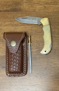 High Quality Damascus Knives Odessa, 79762