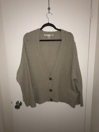 MAXSTUDIO Knit Cardigan (Medium) Toronto, M4S 1J9