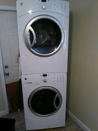 PRICE REDUCED! General Electric washer/ dryer