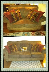 Matching Suede Loveseat & Couch Albuquerque, 87110