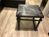 Small Black Tempered Glass Coffee Table Los Angeles, 90015