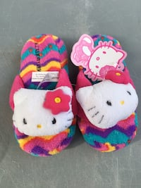 Hello Kitty Toddler's Fluffy Sandles Los Angeles, 90015