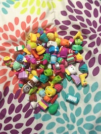 101 assorted shopkins from season 1, 2, 3, and 4!