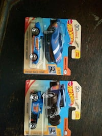 50th collection hot wheels