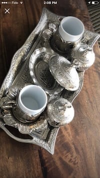 Turkish coffee set Mississauga, L5B 4M6