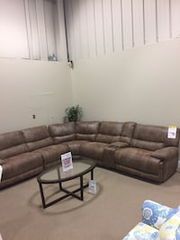 Power sectional  Pearl, 39208