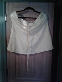 VACATION CLOTHING*PLUS SIZE 3 Torrid Brand STRAPLESS TOP * IF AD'S UP, IT'S STILL AVAILABLE Hamilton