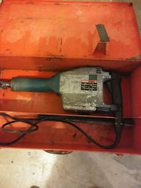 gray and green Bosch reciprocating saw Martinsburg, 25404