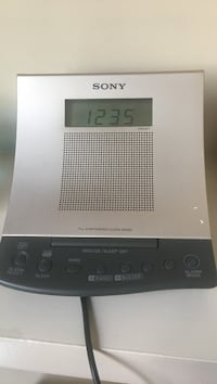 Despertador sony Madrid, 28027