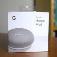 Google Home Mini speaker box Arlington, 22209
